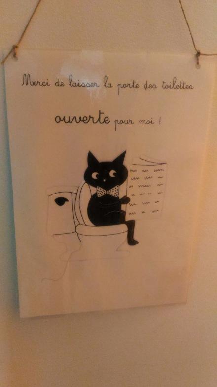 Cat litter reminder